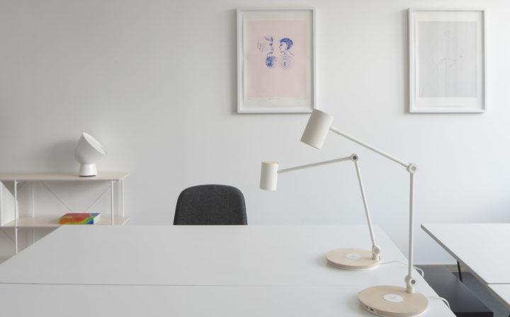 Stylové kancelářské prostory